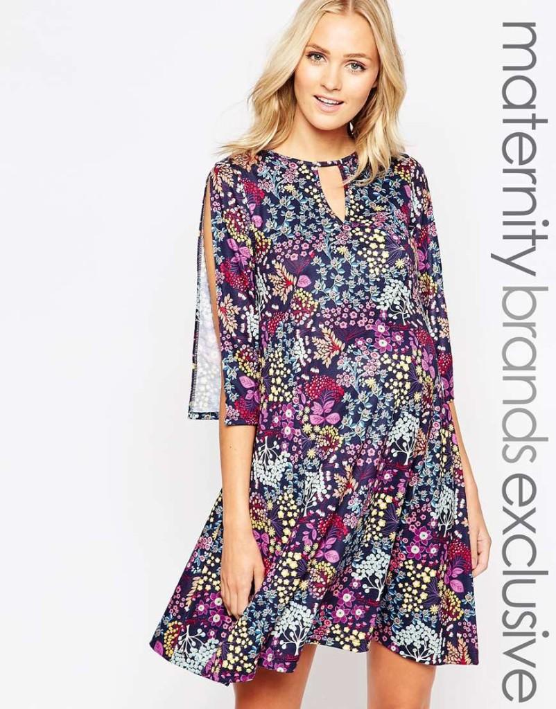 Bluebelle maternity dress