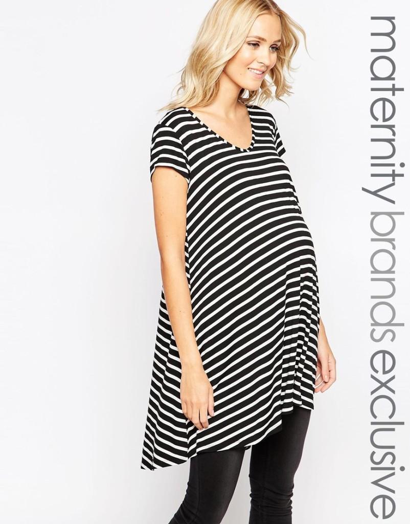 Bluebell maternity tunic