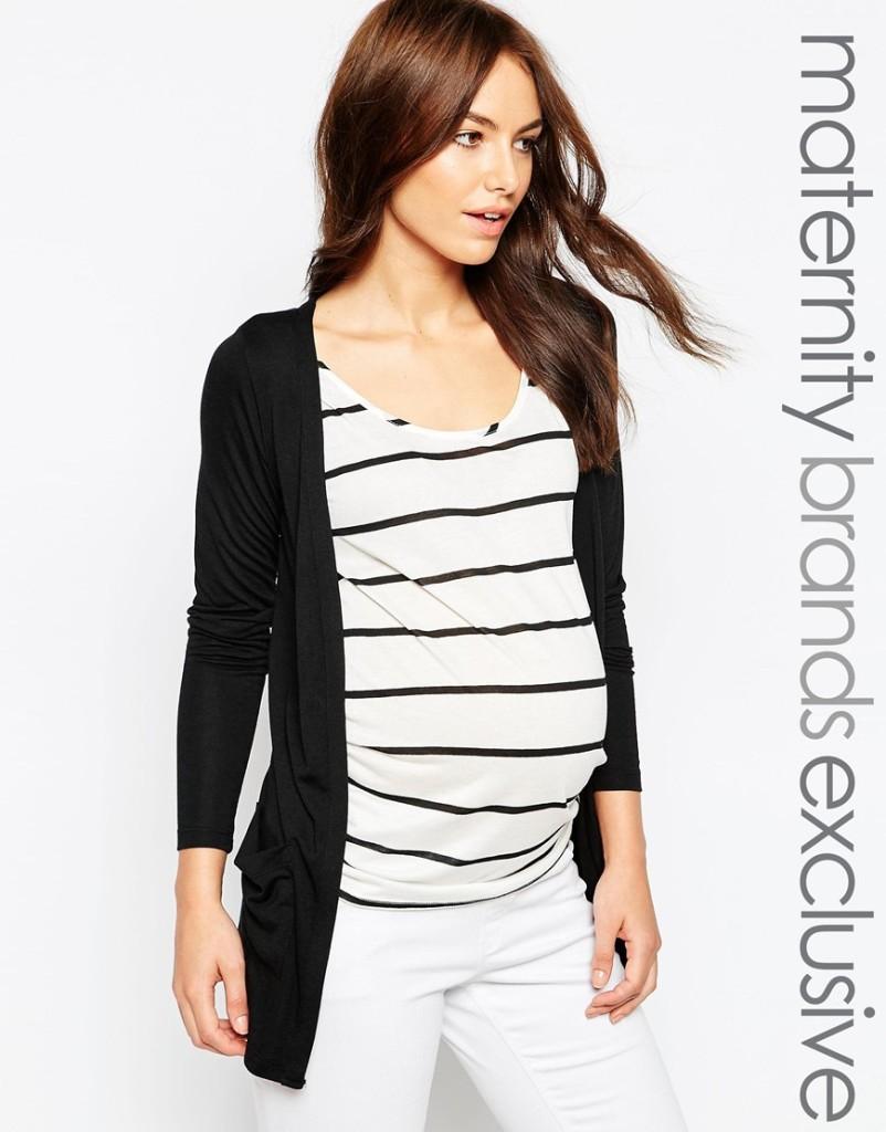 Mamalicious maternity cardigan