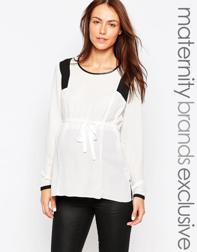 Mamalicious blouse