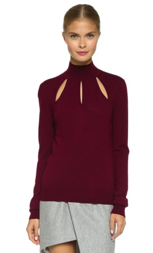 Mugler sweater