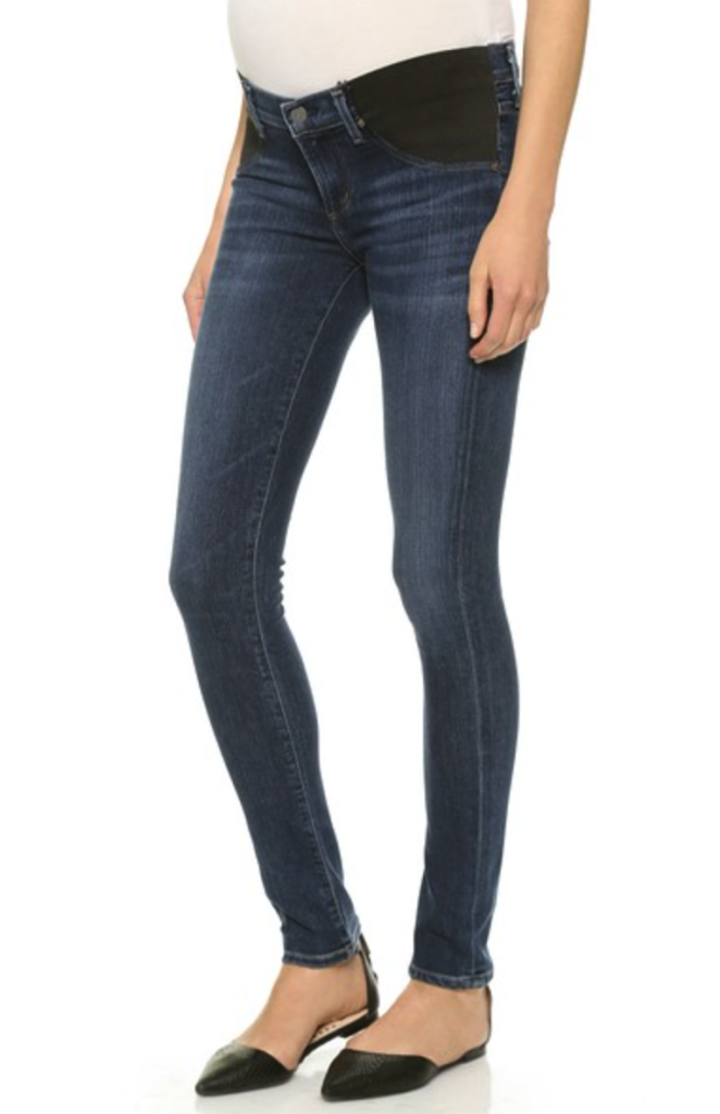 Citizens of Humanity maternity jeans