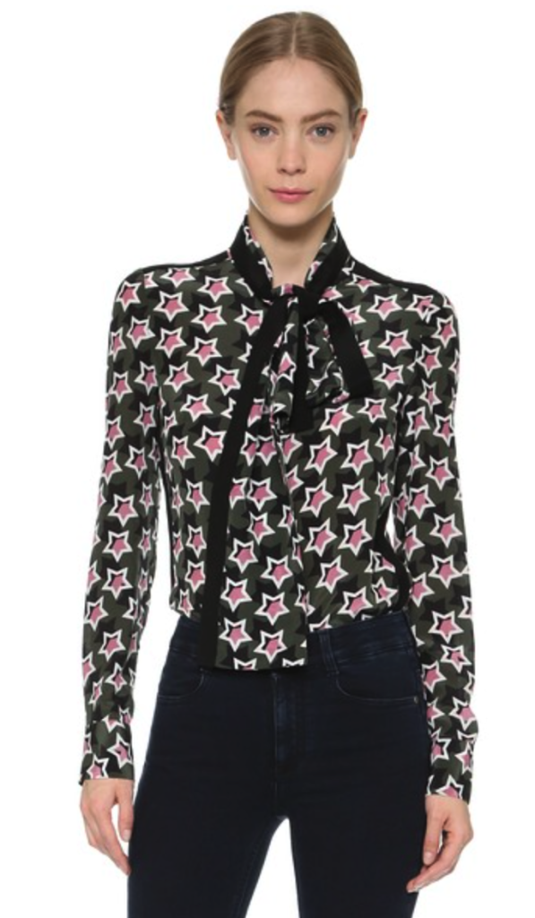 Emanuel Ungaro blouse