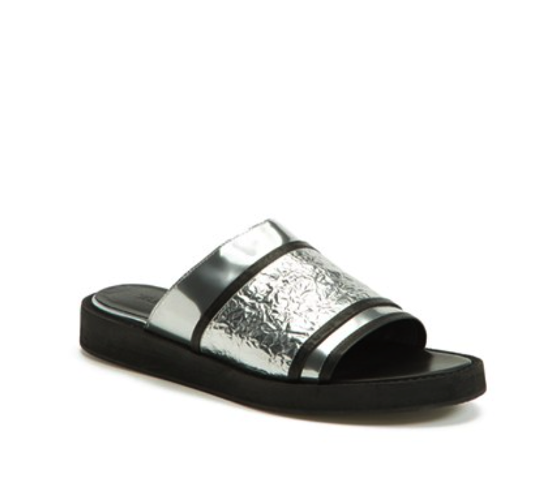Helmut Lang slide sandals