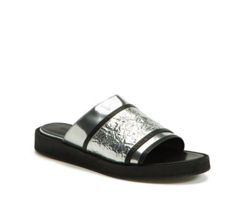 Helmut Lang slide sandals