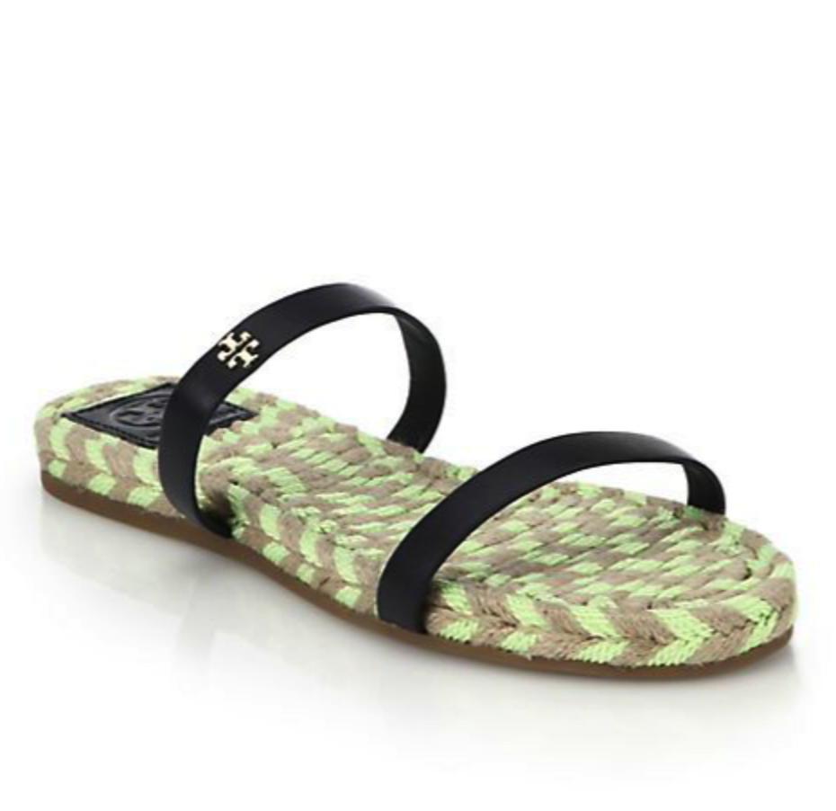 Tory Burch slides
